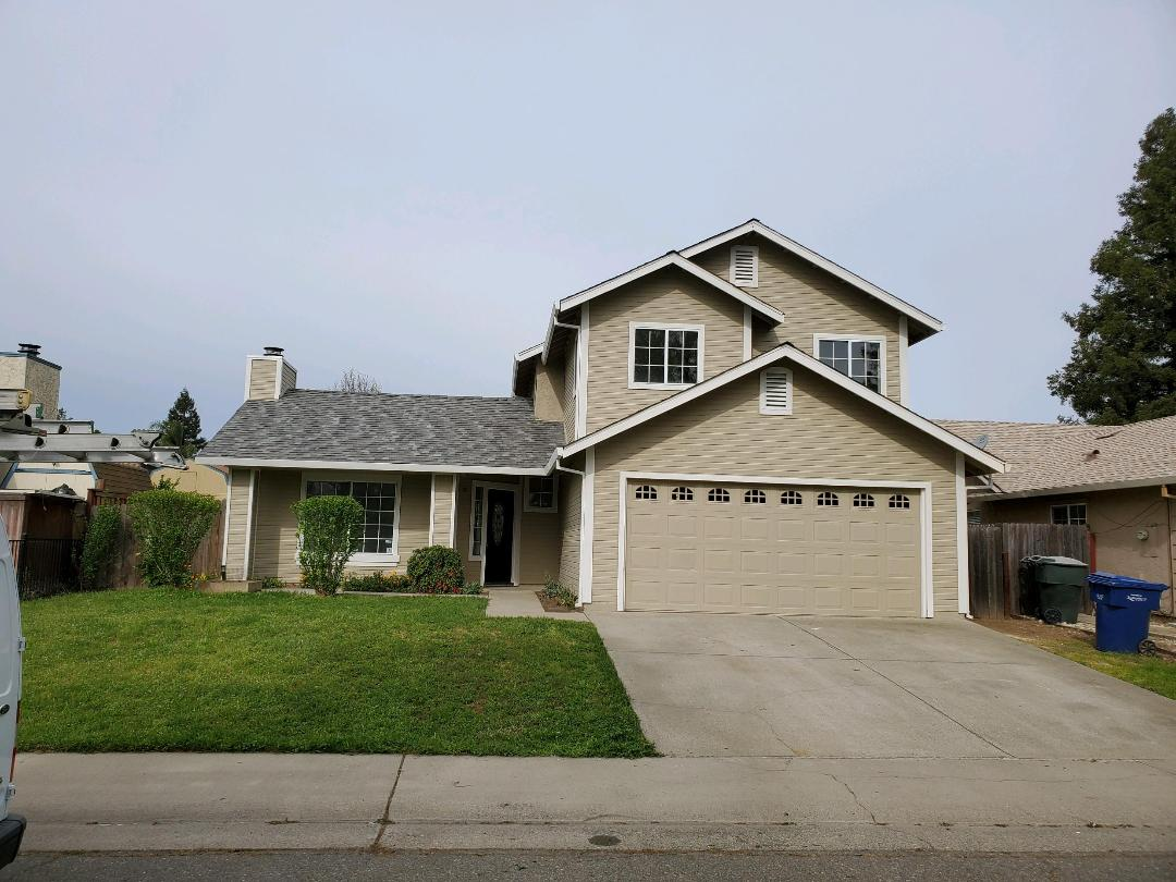 Exterior Home Painting - Beige
