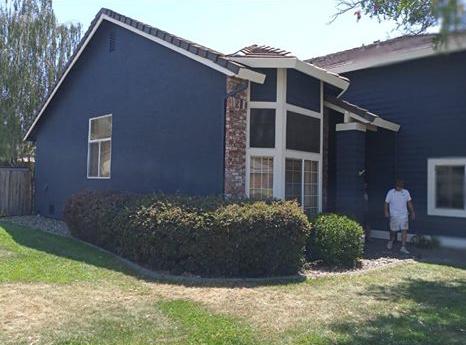 Exterior Residential Sacramento Painter