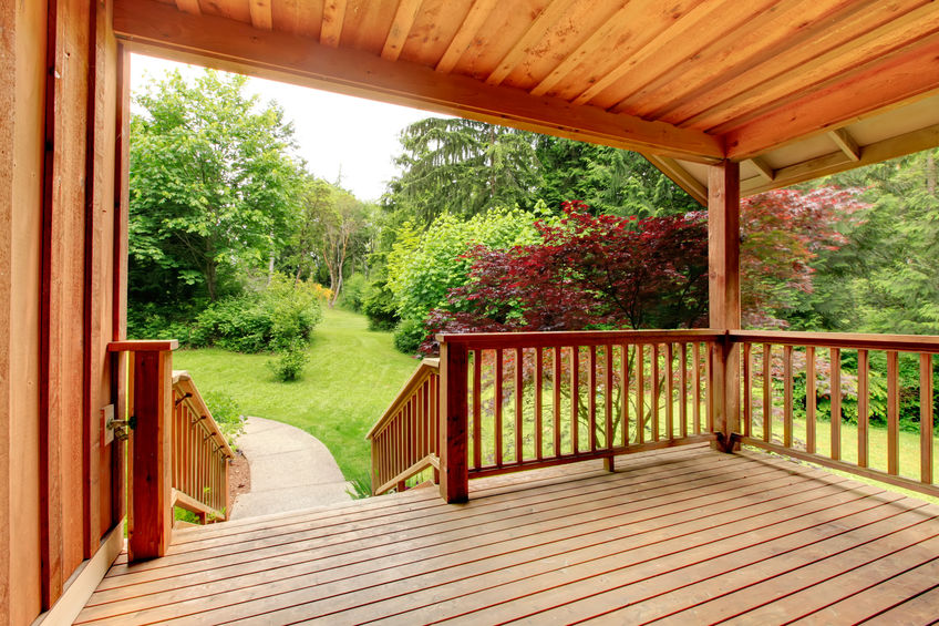 Deck Painting and Staining Sacramento