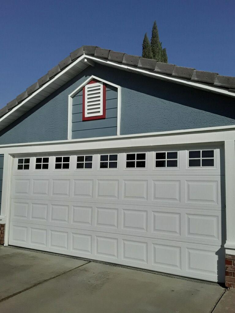 Exterior Residential Paint Job Sacramento